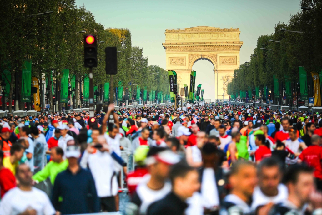 Marathon de Paris ©ASO/@World/A. Vialatte
